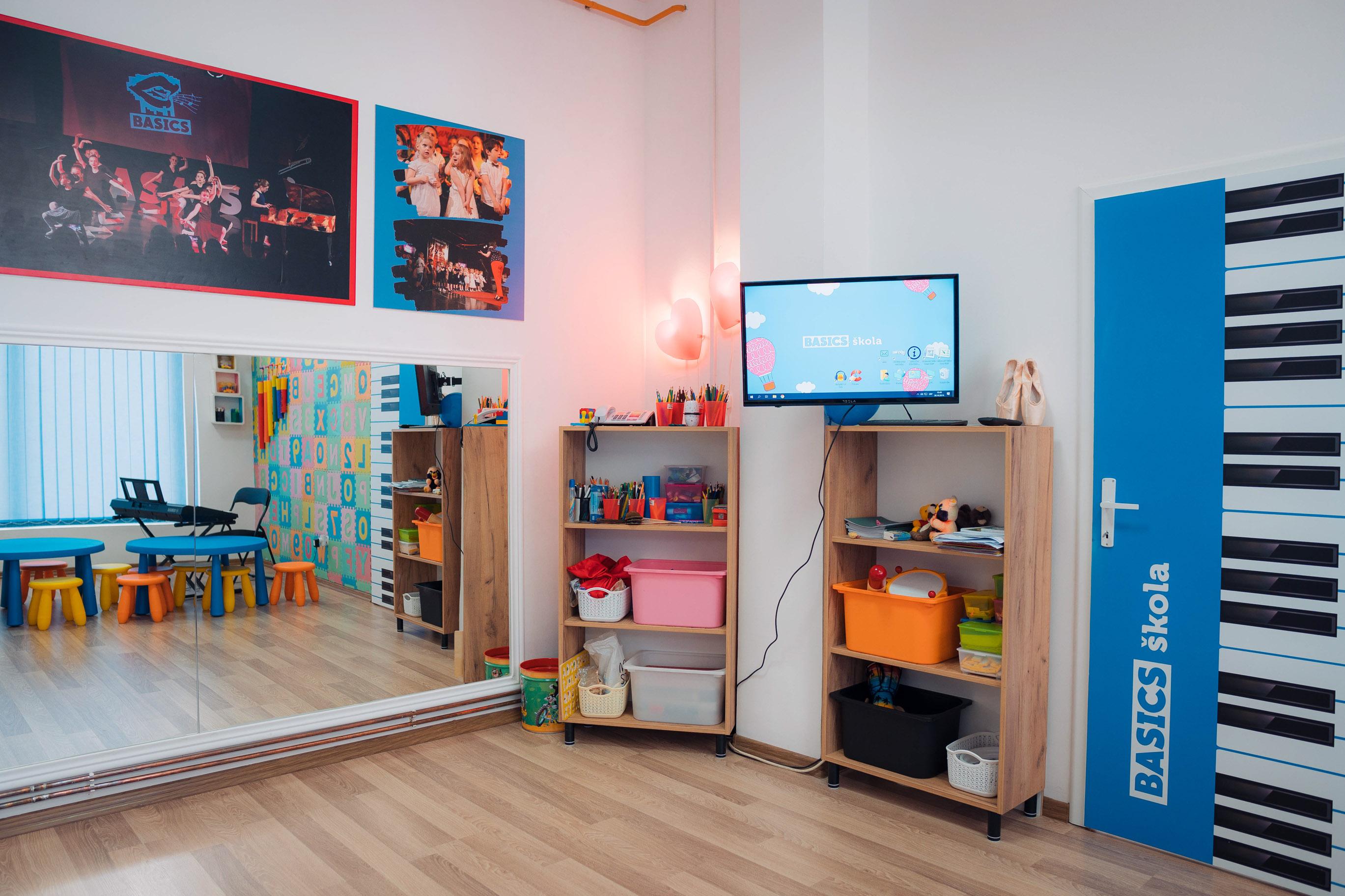 Plava učionica