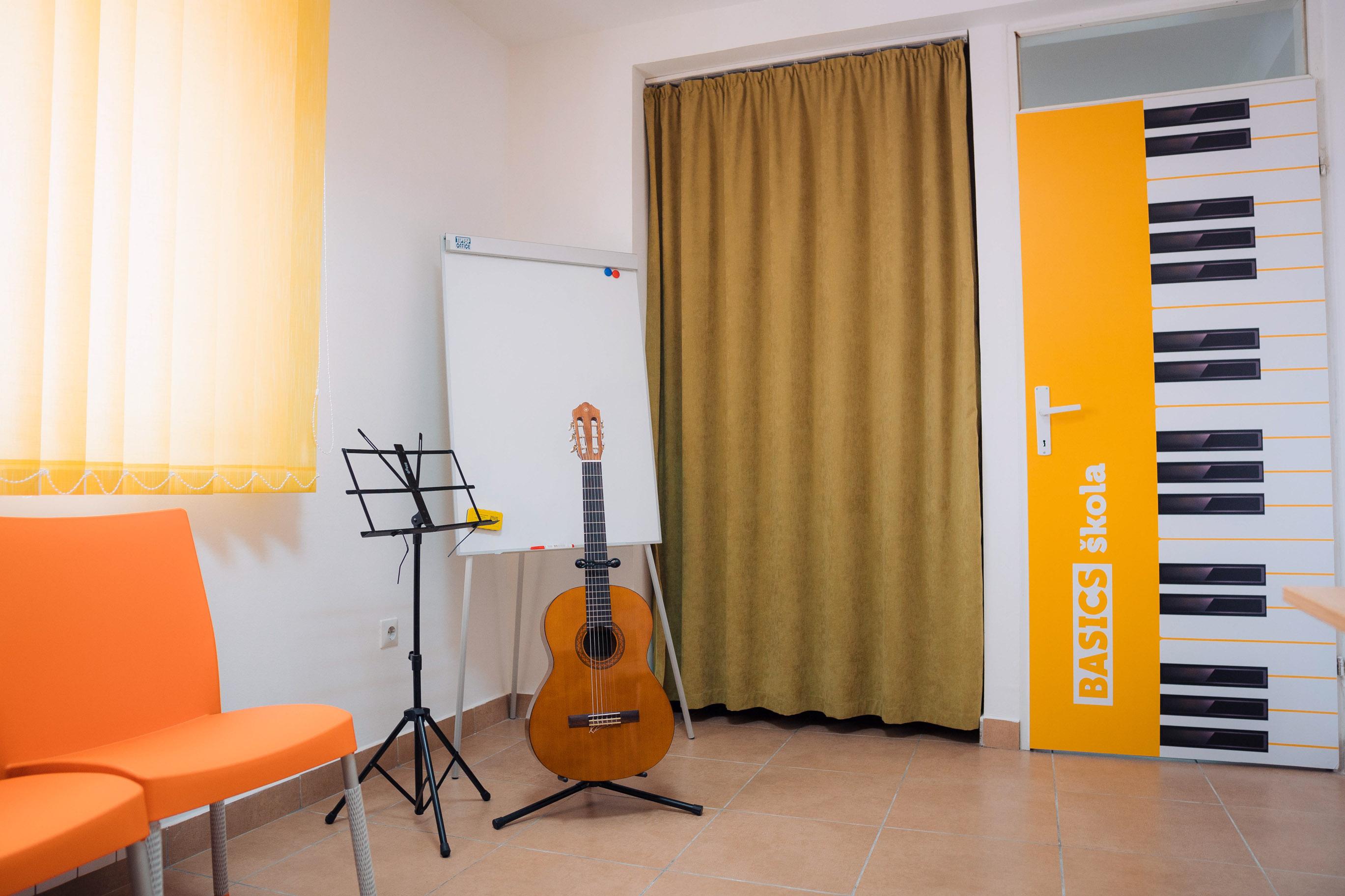 Žuta učionica