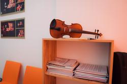 Narandžasta učionica