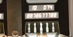 Bahnrekord der Herren - 74 Punkte - Dennis Bendig