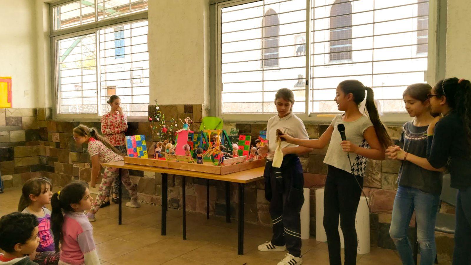 Exposición 5° y 6°