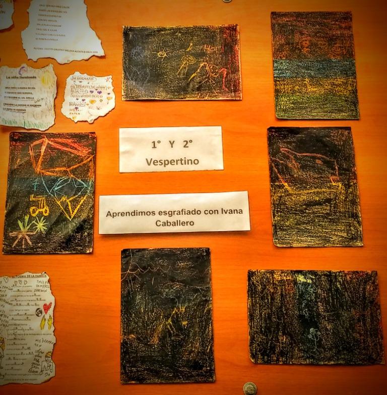 arte en carteleras