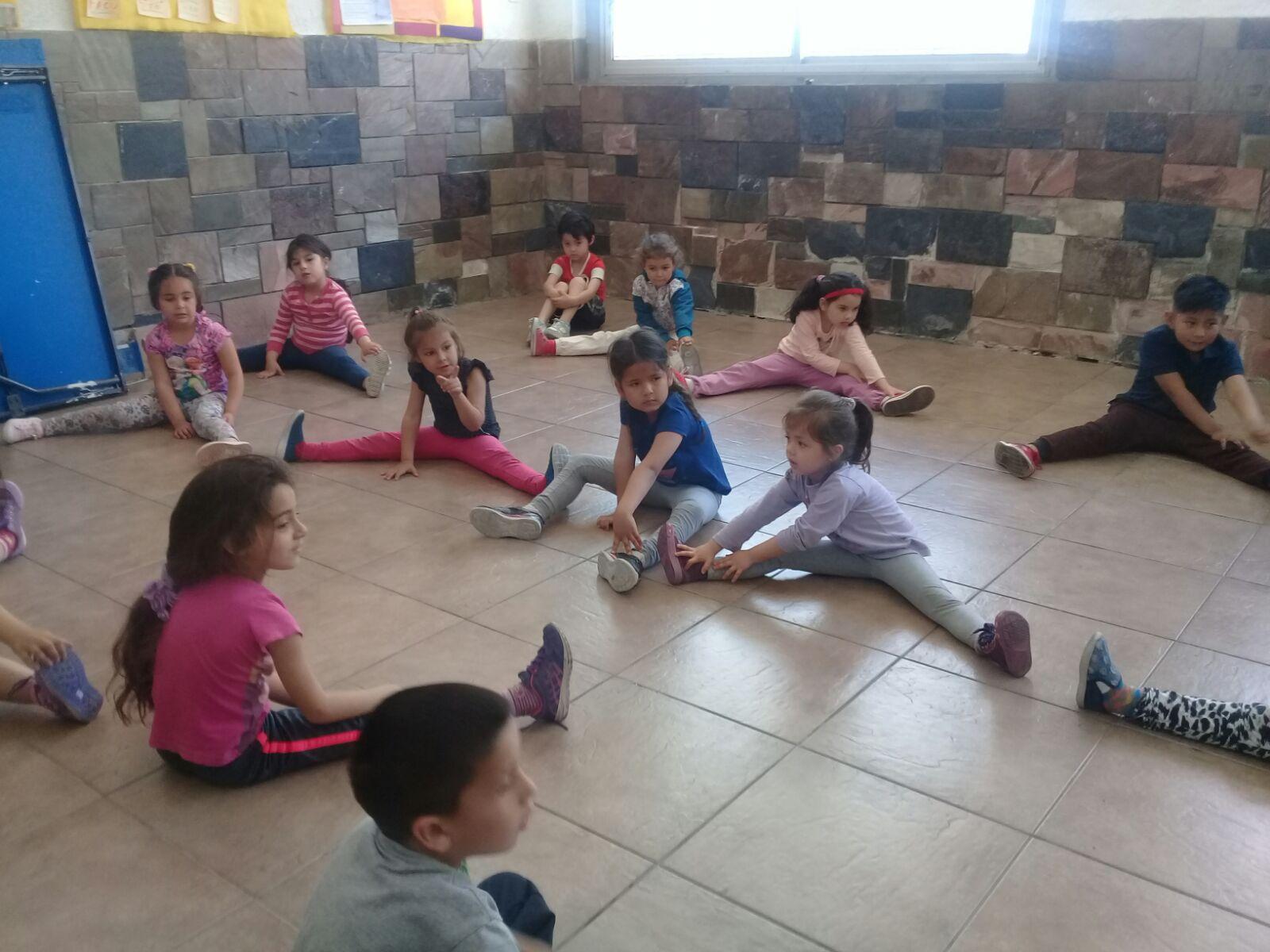 clases de actividad física