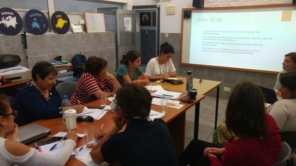 evaluación mejora de aprendizajes