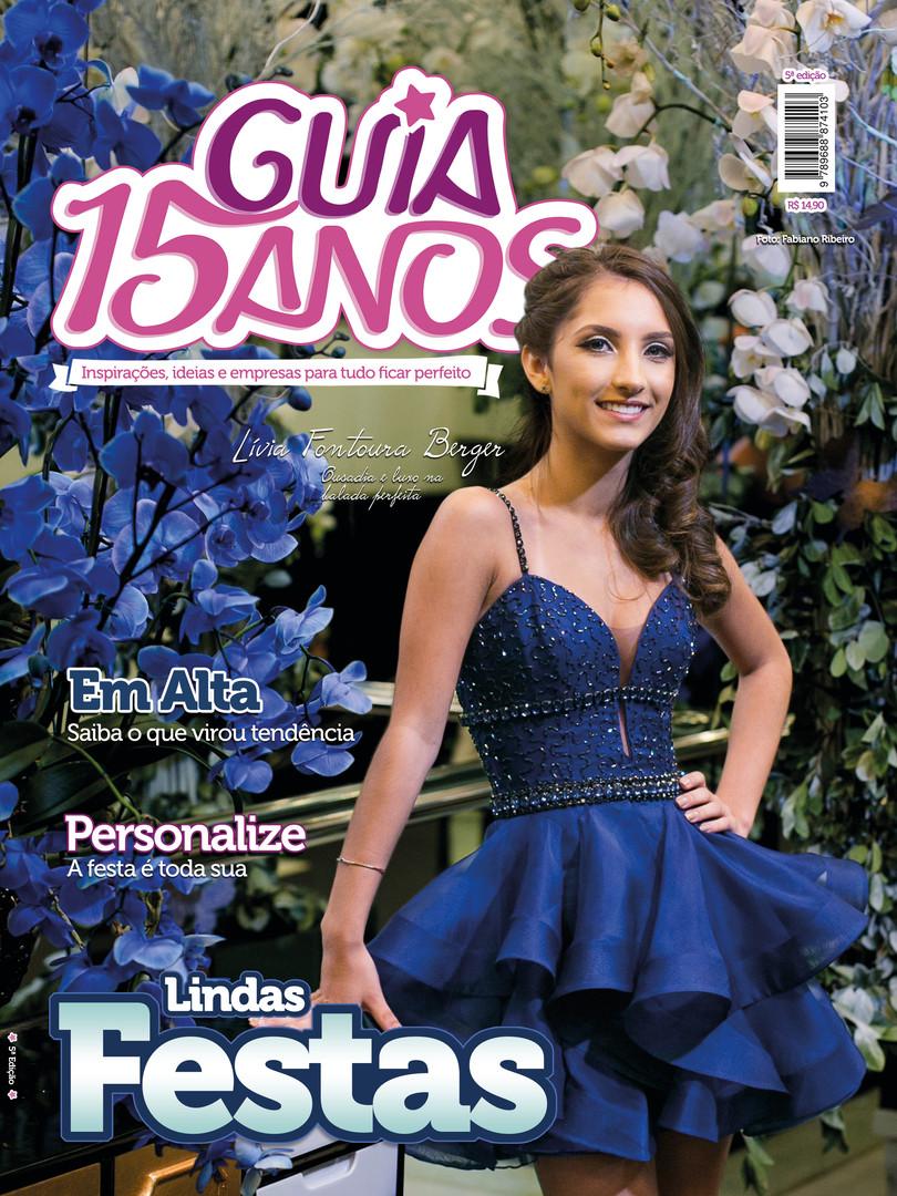 Revista Guia 15 Anos (capa) - 5ª edição