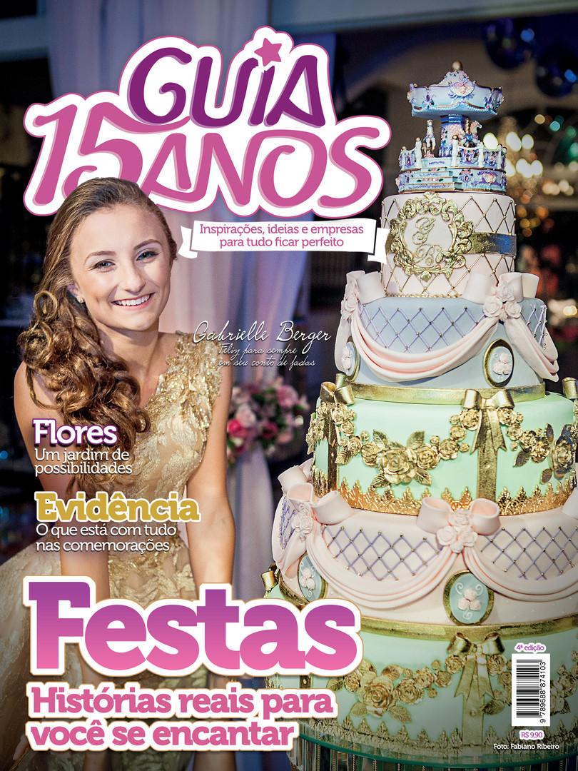 Revista Guia 15 Anos (capa) - 4ª edição