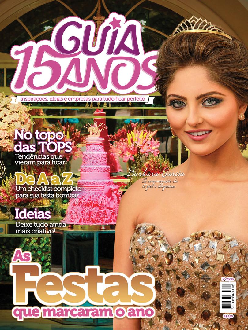 Revista Guia 15 Anos (capa) - 3ª edição