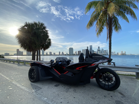 Miami Skylines and Slingshots!