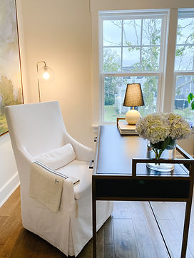 One Room Challenge | Home Office - Week 4