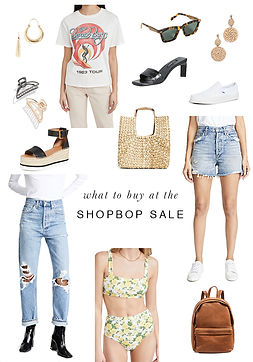 What to Buy at the Shopbop Style Event Sale