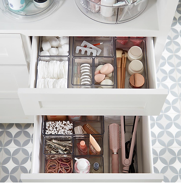 Organizers for the Bathroom