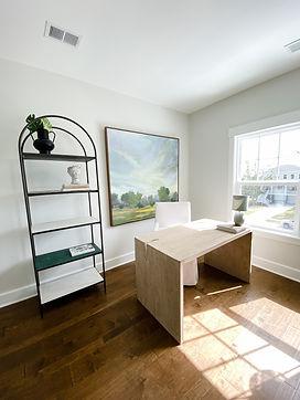 One Room Challenge | Home Office - Week 3