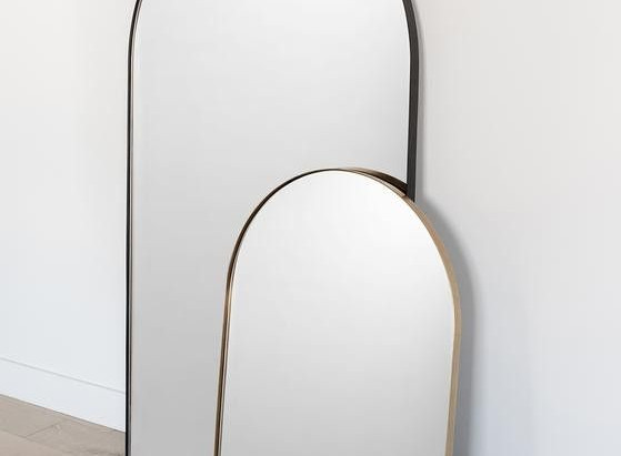 Oversized Arched Mirrors | At Every Price