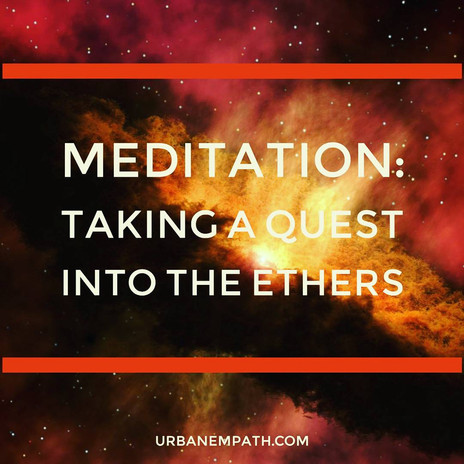 💫 Soul Coaching: Quest into the Ethers