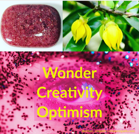 🌹🍃💎 Essential Oil & Crystal of the Day for May 15th, 2018!