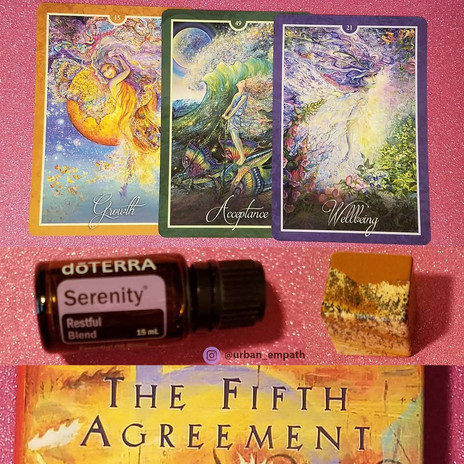 🌹🍃💎 Essential Oil & Crystal of the Day for October 19th, 2018!
