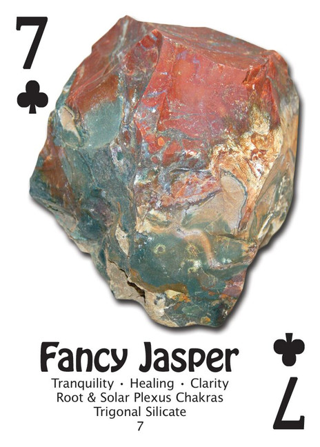 💎 Crystal Card of the Day for April 17th,  2018!⠀