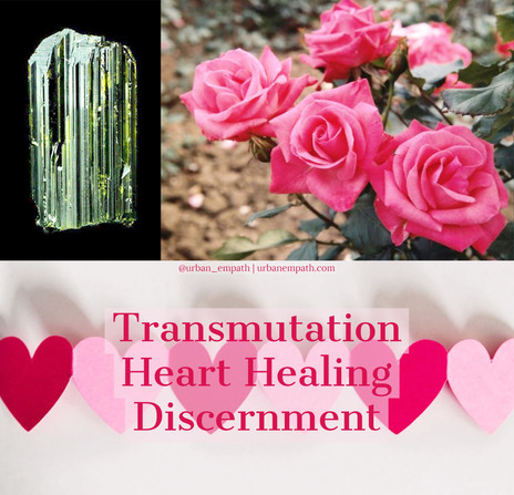 🌹🍃💎 Essential Oil & Crystal of the Day for June 28th, 2018!