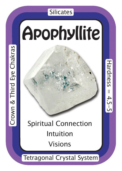💎 Crystal Card of the Day for December 14th, 2017!
