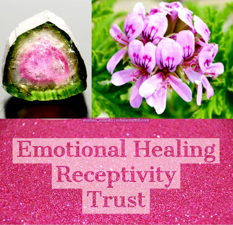 🌹🍃💎 Essential Oil & Crystal of the Day for May 30th, 2018!