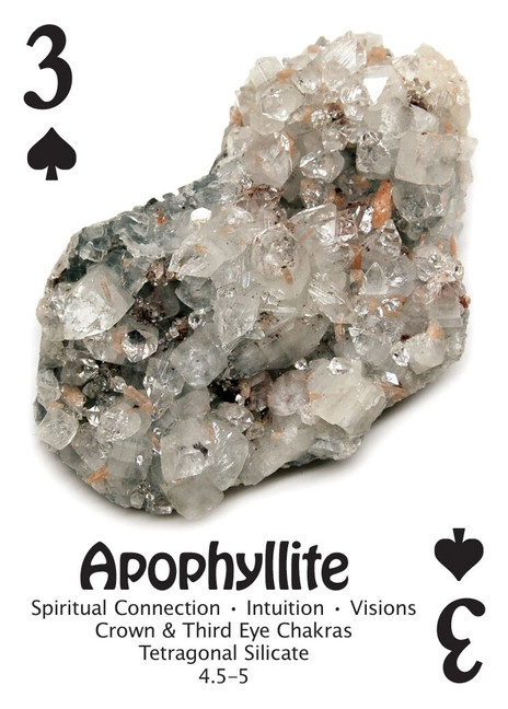 💎 Crystal Card of the Day for September 10th, 2017!