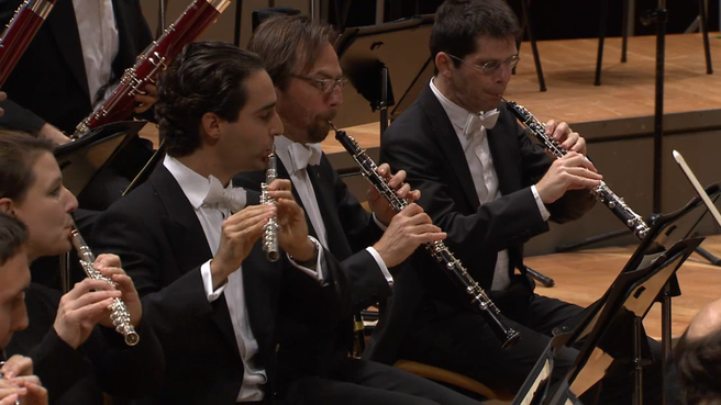 Guest Principal Flute with Berlin Philharmonic / Andris Nelsons