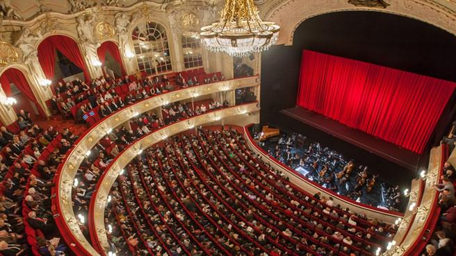 """Chamber music on 02.04.16 at Komische Oper Berlin """"Pierrot Lunaire"""""""