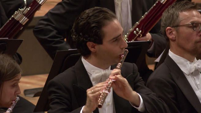 Concert with Berlin Philharmonic-Schumann
