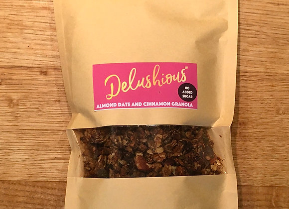 Granola - Almond, Date and Cinnamon
