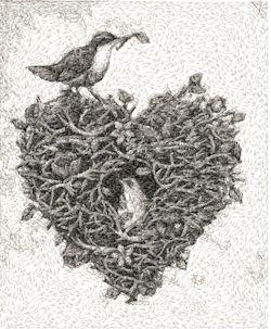 heart nest