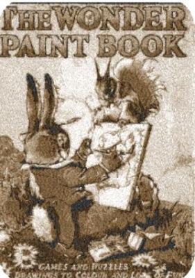 the wonder paint book