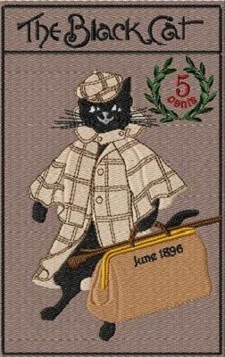 black cat  june 1896