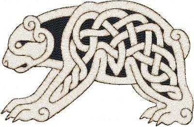 celtic bear 2973