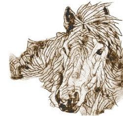 horse 2909