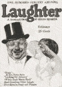 vintage laughter cover