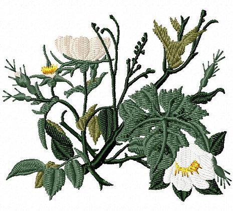 vintage floral 3