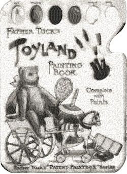father tuck's painting book
