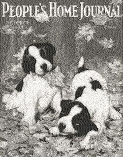 puppies magazine c.1924