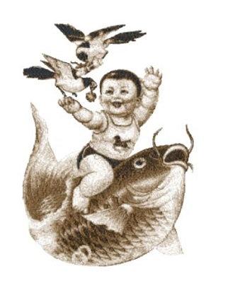 fish babies 3213