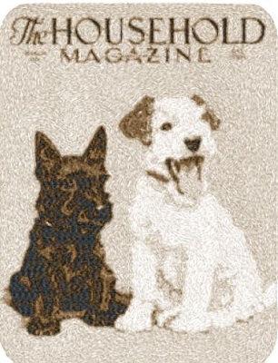 household magazine c1983