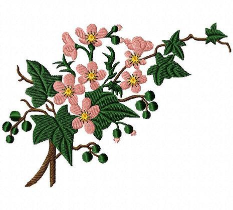 vintage floral 1