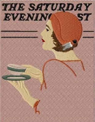 saturday evening post c.1932