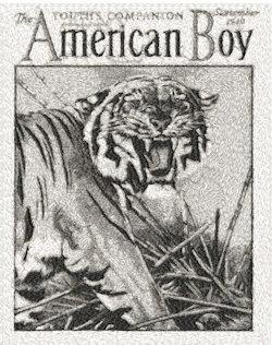the american boy c.1930