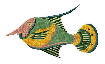 klip-visch de baguewall plate 101