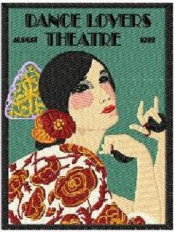 vintage magazine cover 1922