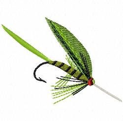 fishing fly 691