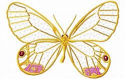 esmeralda butterfly