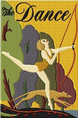 vintage dance magazine