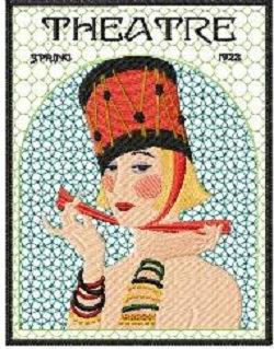 theatre magazine cover c.1923 version 2