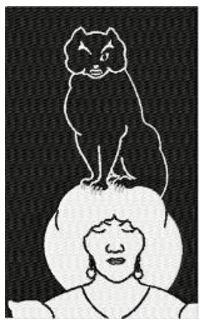 the black cat c.1896